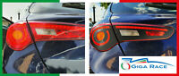 adesivi auto alfa romeo giulietta sticker decal stop freno carbon look vinile 3d