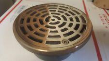 "SIOUX CHIEF 843-2PNR PVC Floor Drain w/ Cast Nickel Bronze Strainer -  2"" or 3"""