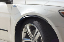 2x CARBON opt Radlauf Verbreiterung 71cm für Renault Sandero/Stepway I Kotflügel