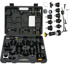 18pcs Auto Water Pump Radiator Pressure Tester Cap Leakage Detector Tool Set