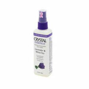 Mineral Deodorant Body Spray Lavender & White Tea 4 oz