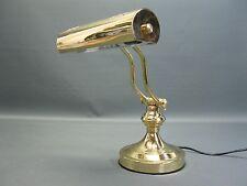 laiton lampe de bureau Banker table banquier 45 cm