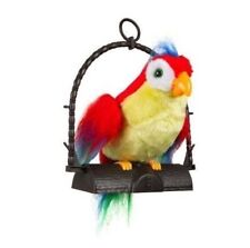 Talking Parrot Imitates And Repeats What You Say Fun Toy For Kids