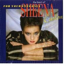 Sheena Easton-For your eyes only (The Best of Sheena Easton)/EMI CD 1989