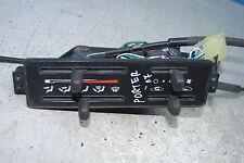 Piaggio Porter S85 Bj.08 Heizungsregler Schalter Heizung Bedienteil Gebläse