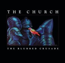 The Blurred Crusade Church Audio CD