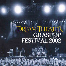 Dream Theater Fan Club Christmas CD 2003 Graspop 02 rare limited DTIFC promo oop