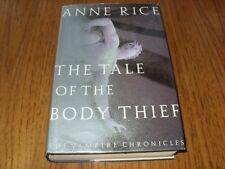 The Tale Of The Body Thief Hb Book 1st Edition