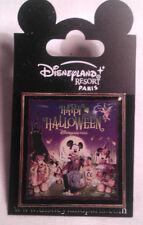 DLRP Pin - Halloween 2009 - Happy Halloween scene