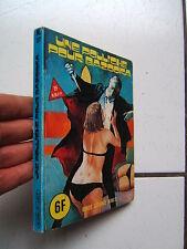 EDITION  ELVIFRANCE / SERIE BLEUE / UNE POULICHE POUR BAZOOKA / NUMEROS  57