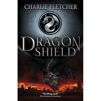 Dragon Shield: Book 1, Fletcher, Charlie, Very Good Book