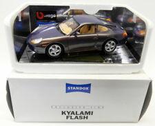 Burago 1/18 Scale diecast - Standox Finish Porsche 911 Kyalami Flash