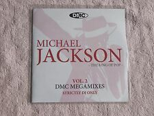 MICHAEL JACKSON VOL 2 - THE ULTIMATE M J  MIX - DJ REMIX SERVICE OOP - DMC UK