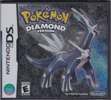 Pokemon Diamond Version [Nintendo DS DSi, RPG, Monster Catching Training] NEW