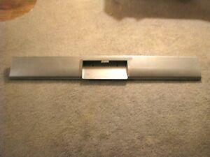 1993-2011 FORD RANGER FLEETSIDE STEEL ROLLPAN WITH LICENSE PLATE INSERT