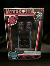 Monster High Voltageous Earbuds New