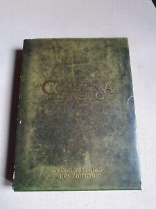Dvd Il signore degli anelli la compagnia dell'anello Extended edition (Usata)
