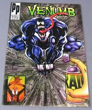 VENUMB Deluxe Edition #1 (Extremely Low Print) Venom Parody Press 1993 Bill Maus