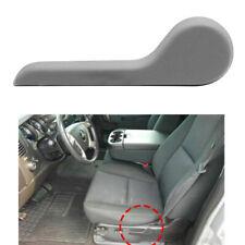 Gray Driver Seat Adjuster Lever Handle For Chevy Silverado GMC Sierra Yukon LH