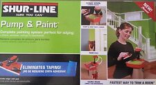 SURE-LINE Pump & Paint ~Complete painting system perfect for edging~
