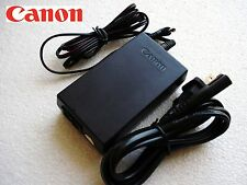 Original OEM CANON Camera AC Power Adapter / Battery Charger CA-570 CA-570S