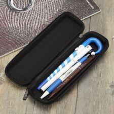 EVA Hard Shell Pen Pencil Case Zipped Holder Box Pouch Makeup Stationery Bag