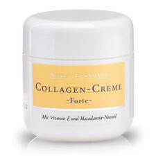 Sanct Bernhard Collagen-Creme forte mit Vitamin E und Macadamia-Nussöl 50-ml