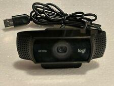 Logitech C922 Pro Stream Web Camera (960-001087)