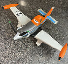 ThinkWay Toys Disney Planes D7 Talking Dusty Crop Duster Battery Operated Plane