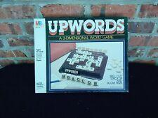 Vintage UPWORDS 1983 Milton Bradley Board Game 3 Dimensional Word Game