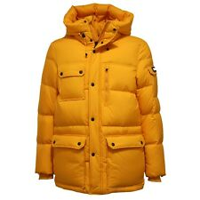 2994K giubbotto uomo WOOLRICH SIERRA SUPREME YELLOW jacket man