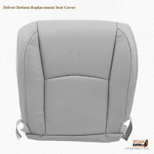 2008 2009 Lexus RX330 RX350 RX400 Driver Bottom Gray Leather Replacement Cover