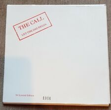 "THE CALL - Let The Day Begin ~7"" Single~ *Limited Edition Numbered*"