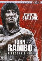 John Rambo (Director's Cut)  / DVD NEUF