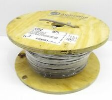 ALPHA WIRE 500' SPOOL 1174C 22 AWG 4/C 300V UNSHIELDED CONTROL CABLE
