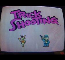 Nintendo Playchoice 10 Barker Bill's Trick Shooting Cart Pc-10