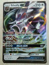 Carta Pokemon SILVALLY GX 116/156 ULTRA PRISMA SM FULL ART EX IPER IN ITALIANO