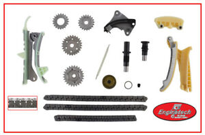 Engine Timing Chain Kit/Set ENGINETECH For FORD Mazda MERCURY 4.0L V6