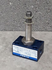 Festo Air Pneumatic 3 Port Directional Valve Typ 2199 MCH-3-1/8 *