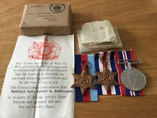 More details for boxed casualty 7 th royal tank regt rac, kia normandy 1944