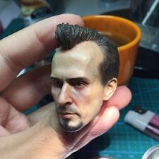 """1/6 Scale Prison Break T-Bag Head Sculpt Fit for 12"""" Action Figure Body"""