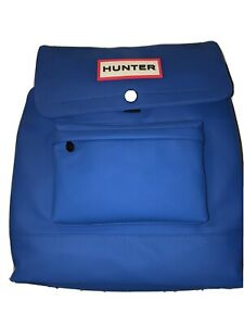 Hunter for Target Black Large Waterproof Backpack - NEW