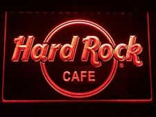 Hard Rock Cafe Led Neon Light Sign Bar Pub Club Party Decor Sport Gift Advertise