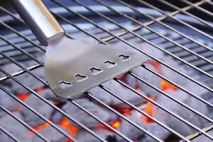 Char-Broil Grill Grid Grab'r Sturdy Stainless Steel Doubles As Grill Scraper