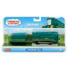 Trackmaster ~ Shane Engine ~ Thomas & Friends Motorized Railway