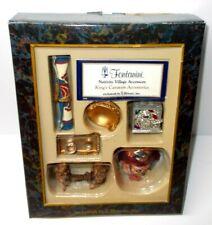 "Fontanini Kings Caravan Accessories - Nativity Village 5"" Collection 51194"