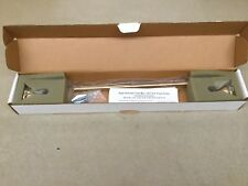"Newport Brass, 22-01/10, 18"" Towel Bar, Satin Bronze,"