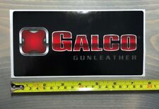 Galco Sticker Tactical Gear Gun Leather Decal Stocks Guns Rifle Holster