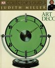 Art Deco Arts - Statues Ceramics Glass Metal Jewelry Furniture / Book + Values