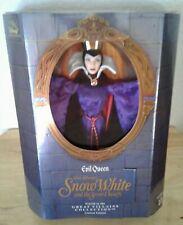 Evil Queen Doll Villains Collection 1998 by Mattel #18626 Snow White Barbie 4th